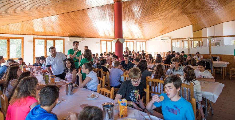 campamentos en valencia